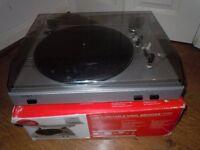 ION Audio USB Digital Conversion Record Turntable