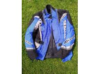motor bike jackets etc