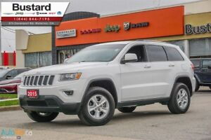 2015 Jeep Grand Cherokee LAREDO | 4X4 | BLUETOOTH | ALLOYS | TIN