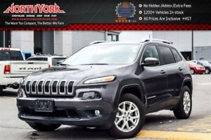 2016 Jeep Cherokee North|4x4|ColdWthrPkg|Nav|BackUpCam|R-Start|H