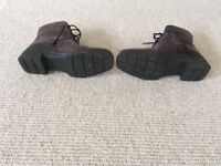 Ladies stylish walking boots size 6