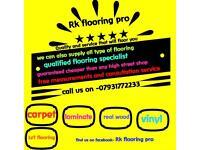 All type flooring