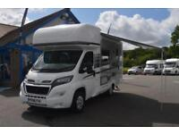 2016 AUTO SLEEPER NUEVO ES PEUGEOT BOXER 2.2 DIESEL 6 SPEED MANUAL 4 BERTH 4 TRA