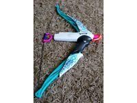 Girls Nerf Rebelle toys X 2