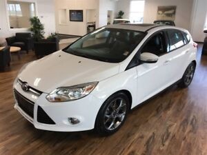 2013 Ford Focus SE Sport Package [s-roof/leather]