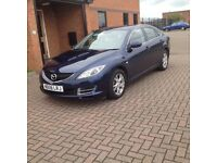 MAZDA6TS (08) SERVICE HISTORY, NICE MILES, 2 LOCAL OWNERS.