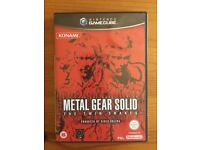 RARE! Metal Gear Solid - Twin Snakes - GameCube PAL