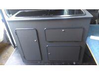 Smev 9222d sink hob unit pod