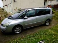 Renault grand espace 3lt v6 automatic