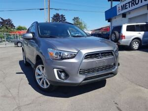 2015 Mitsubishi RVR GT; CERTIFIED PRE-OWNED!