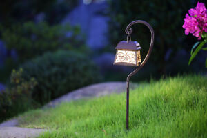 Solar LED Garden Light: High End Garden light