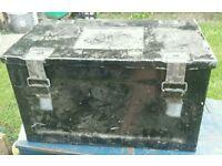 3x Metal ammo boxes