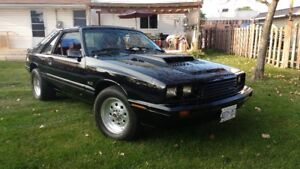 1981 Mercury Capri GHIA with All RS Options