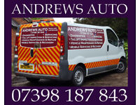 Andrews Auto - Truck and Car Repairs