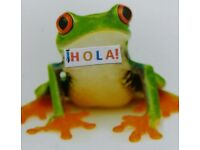 Spanish lessons Native Tutor