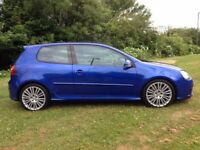 2007 Volkswagen Golf R32 with sat-nav