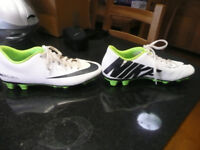 Nike Mercurial Football Boots - Size 8