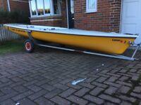 Laser 2 Sailing Dinghy for sale