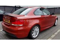 2010 BMW 118D M SPORT - £30 A YEAR ROAD TAX -1 YEARS MOT -NEW TYRES -JUST SERVICED (PART EX WELCOME)