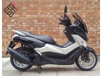 Yamaha NMAX 125 (66 REG) with ABS, Low mileage with extras, one owner, only 1375 miles.