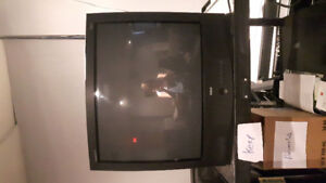 "3 x 27"" TVs for quick sale, downtown Regina"