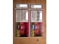 Reading Festival Ticket, Weekend Camping with Early Entry Pass