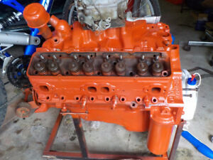 1957  NUMBERS MATCHING 283 ENGINE
