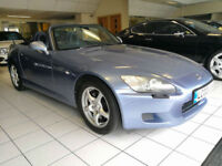 Honda S2000 2.0 ( Cat 1 Alarm ) Roadster
