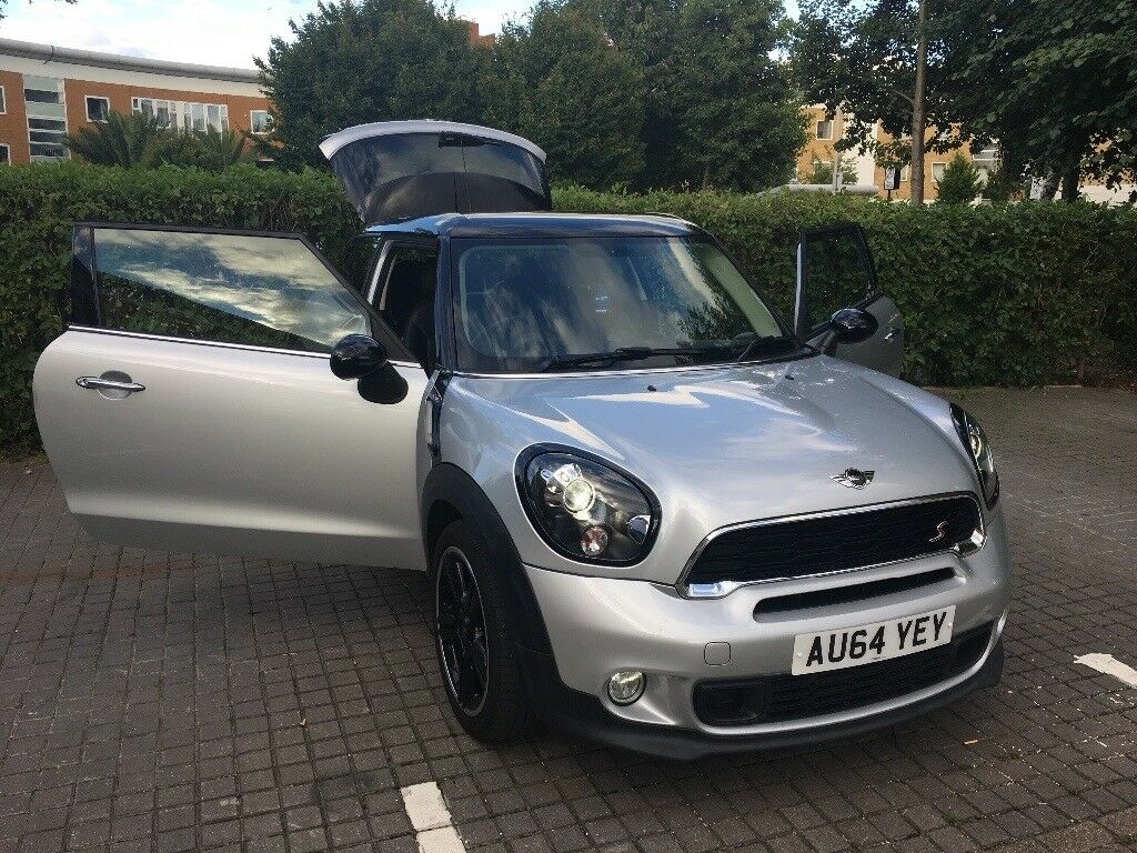 Mini mini paceman uk : Mini - PACEMAN - 2014 for £11,500.00 - UK Cheap Used Cars