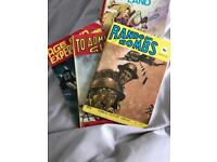 Combat Picture Library comics