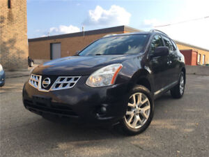 2012 Nissan Rogue SV AWD | Back Camera| No Accident| Certified