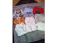 Bundle of Next baby clothes up to 1 month