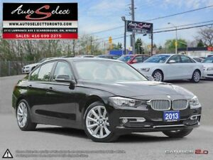 2013 BMW 320i xDrive AWD ONLY 97K! **CLEAN CARPROOF** MODERN PKG
