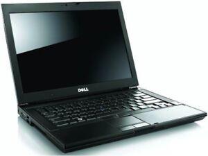 Laptop Dell Latitude E6500 Intel Win7 64bit Ordinateur Portable