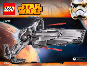 Lego Star Wars Sith Infiltrator 75096 New in Box
