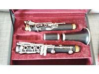 Buffet-Crampon R13 clarinet