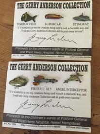 Gerry Anderson Collection