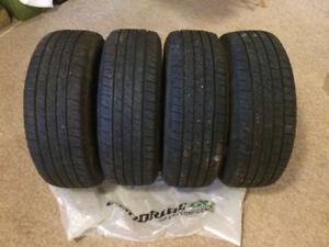 4 - CS5 Ultra Touring Tires