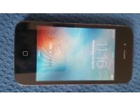 Apple iPhone 4S - 16GB - Black (EE) Smartphone