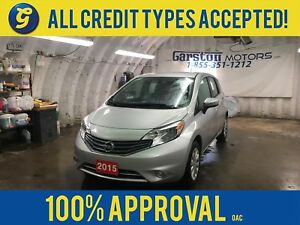 2015 Nissan Versa Note SV*BACK UP CAMERA*PHONE CONNECT*AM/FM/XM/