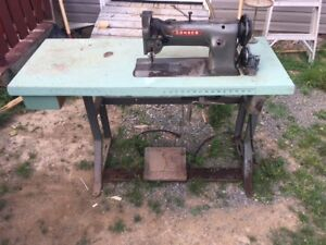 Antique Consew Sewing Machine
