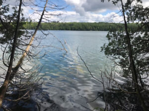 Green Lake- Private & Scenic Waterfront Lot