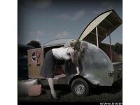 Sam the Van (2 berth Tear drop Trailer) - 24 Hours