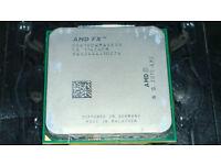 AMD FX 6100 6-Core Processor, 3.3/3.9GHz 6 Socket AM3+ CPU