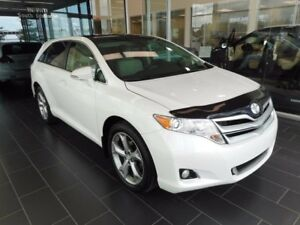 2013 Toyota Venza Local Trade, Panoramic Roof, Power Liftgate