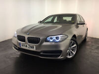 2014 BMW 518D SE DIESEL 4 DOOR SALOON 1 OWNER BMW SERVICE HISTORY FINANCE PX