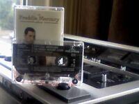 FREDDIE MERCURY - THE ALBUM PRERECORDED CASSETTE TAPE