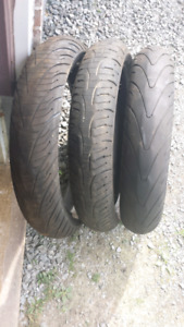 3 front michelin