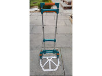 Hand Truck, lightweight and Sturdy, folds down for easy storage £20 ono