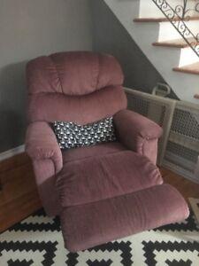 Lay-z-Boy rocking chair